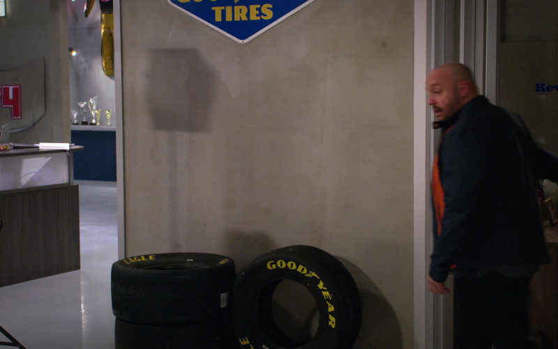Goodyear Tires in The Crew S01E03 Hot Mushroom Meat (2021)