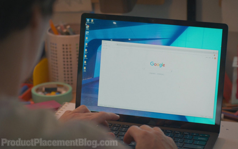 Google Website in The Map of Tiny Perfect Things (1)