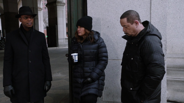 Gucci Men's Jacket Outfit of Ice-T as Odafin 'Fin' Tutuola in Law & Order SVU S22E07 (1)