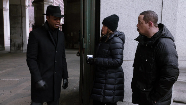 Gucci Men's Jacket Outfit of Ice-T as Odafin 'Fin' Tutuola in Law & Order SVU S22E07 (4)