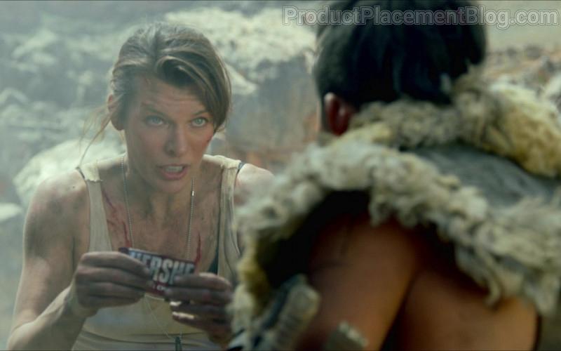 Hershey's Milk Chocolate in Monster Hunter Movie (1)
