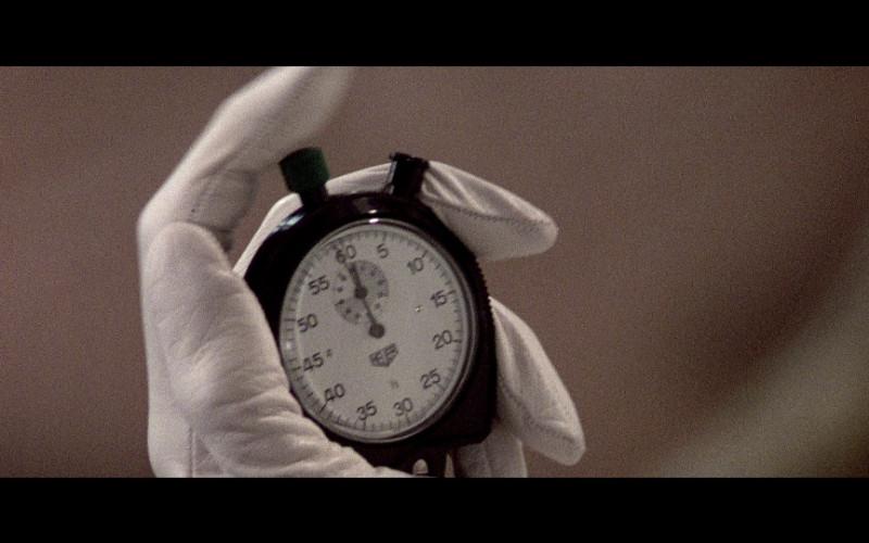 Heuer Stopwatch in Beverly Hills Cop 2 (1987)
