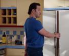 Hotpoint Refrigerator in Mixed-ish S02E04 Livin' on a Praye...