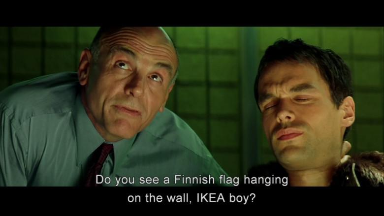 IKEA in Swordfish (2001)
