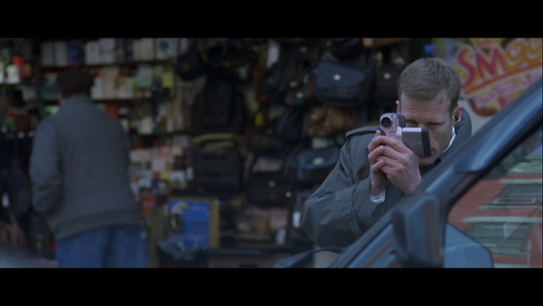 JVC Camcorder in The Siege (1998)