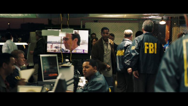 JVC Television in Deja Vu (2006)