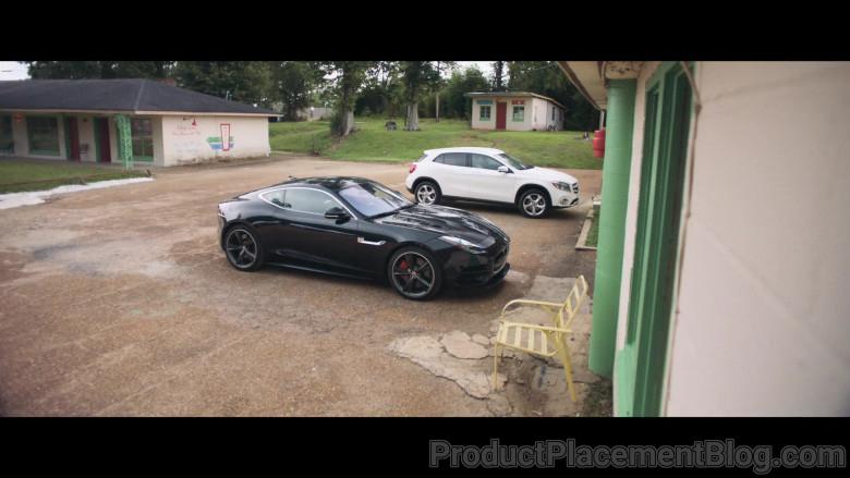 Jaguar F-Type Black Car in Breaking News in Yuba County (1)