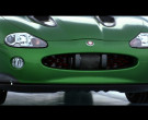 Jaguar XKR [X100] Green Convertible Car in Die Another Day (...