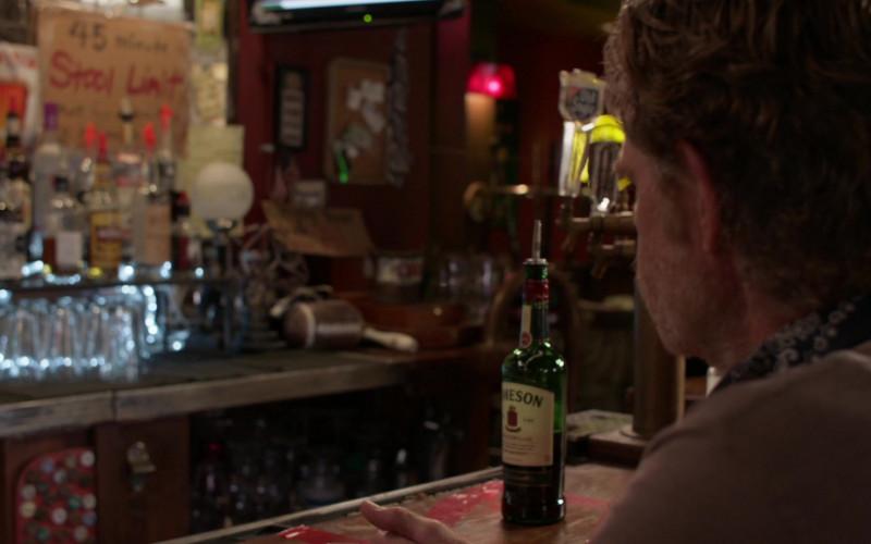 Jameson Irish Whiskey in Shameless S11E05 Slaughter (2021)