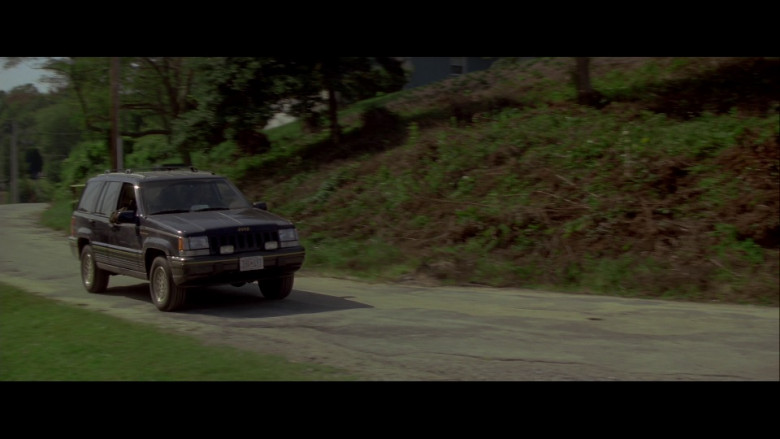 Jeep Grand Cherokee Car in In the Line of Fire (1993)