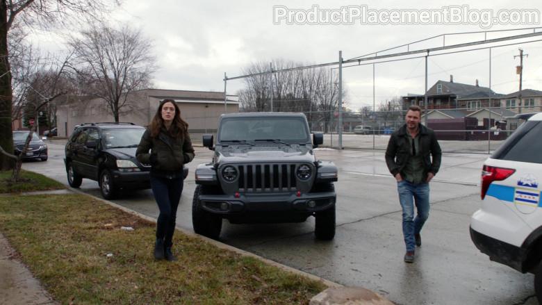 Jeep Wrangler Rubicon Car – Chicago P.D. TV Show – Season 8 (1)