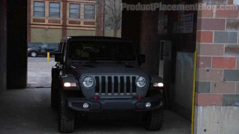 Jeep Wrangler Rubicon Car – Chicago P.D. TV Show – Season 8 (2)