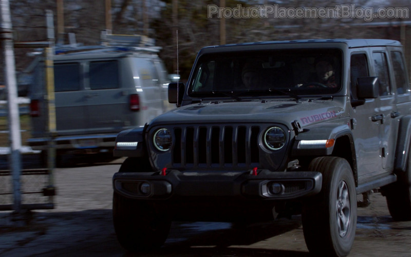 Jeep Wrangler Rubicon Car – Chicago P.D. TV Show – Season 8 (4)