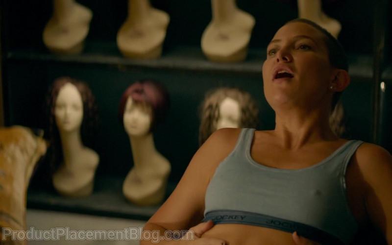 Jockey Sports Bras of Kate Hudson as Kazu 'Zu' Gamble in Music (1)