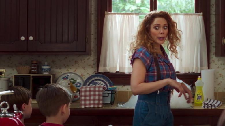 Joy Dishwashing Liquid in WandaVision S01E05 TV Show (2)