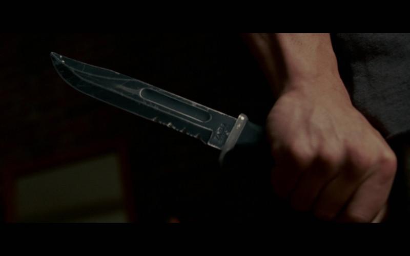 KA-BAR knife in Edge of Darkness (2010)