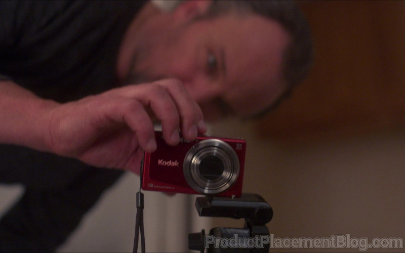 Kodak Red Camera Used by Jason Clarke as Richard 'Rick' Bowden in Silk Road (2)