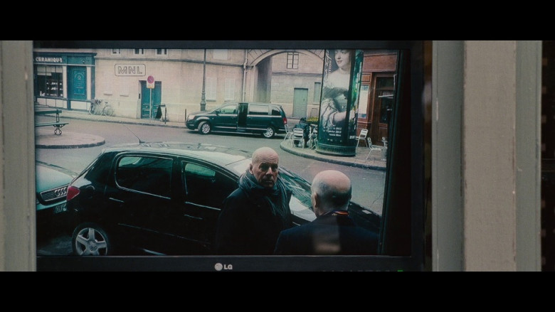 LG Monitor in Red 2 (2013)