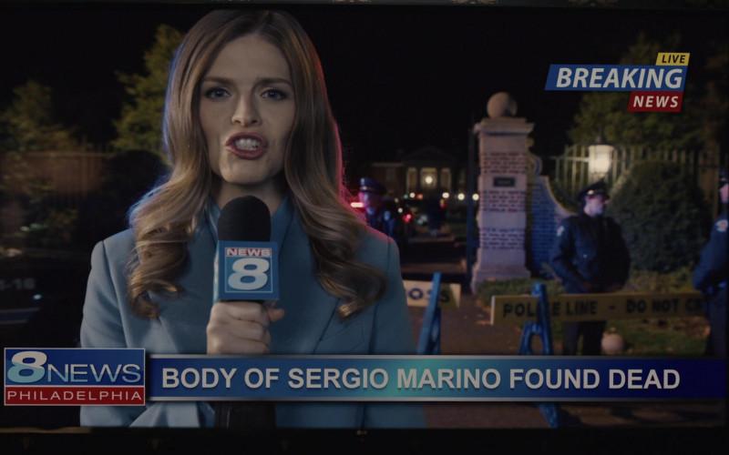 LG Television in Servant S02E07 Marino (2021)