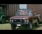 Land Rover Range Rover Convertible Series I Brown Car in Oct...