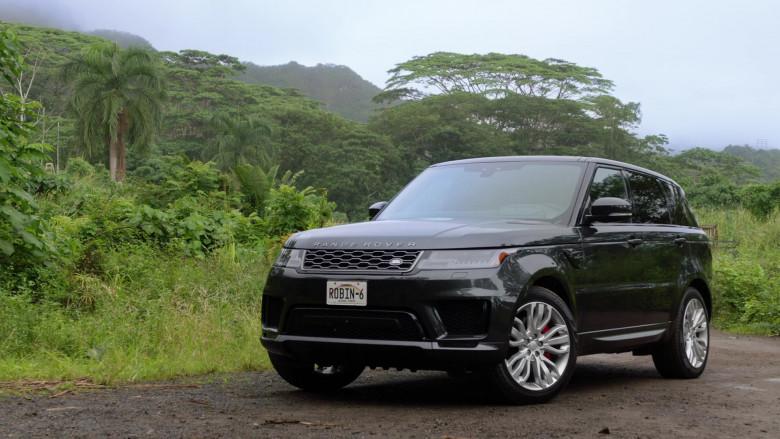 Land Rover Range Rover Sport SUV in Magnum P.I. Season 3 Episode 9 TV Show (1)