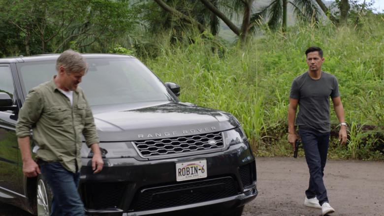 Land Rover Range Rover Sport SUV in Magnum P.I. Season 3 Episode 9 TV Show (3)