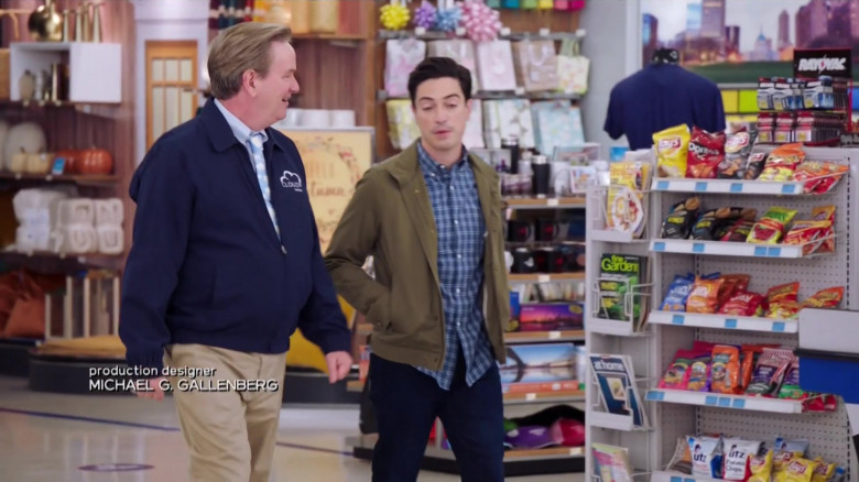 Lay's, Doritos, UTZ Chips in Superstore S06E08 Ground Rules (2021)