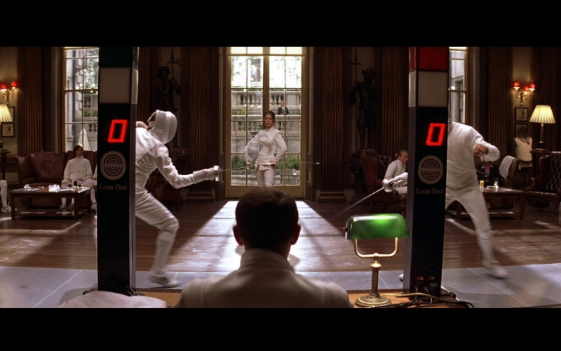 Leon Paul Fencing Equipment in Die Another Day (2002)