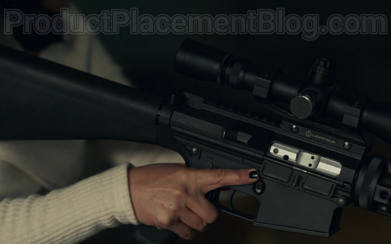 Leupold Scope in The Equalizer S01E01 (2021)