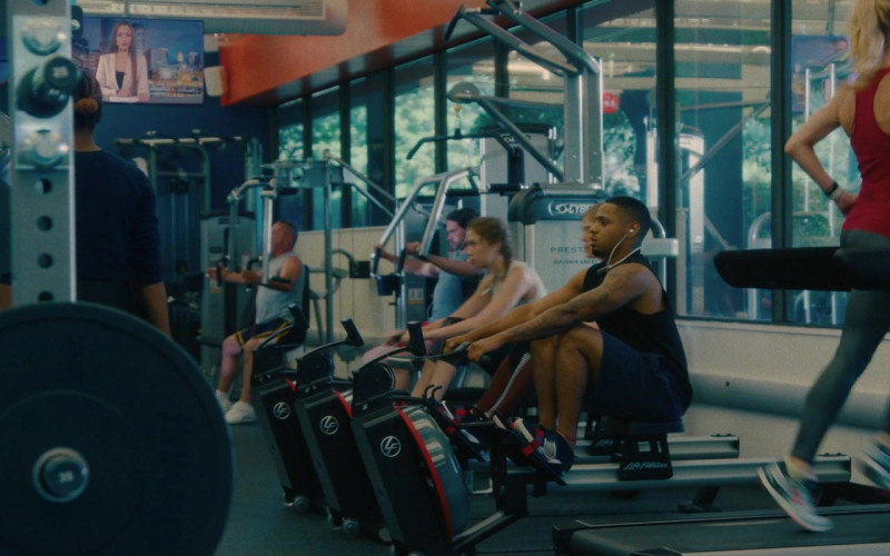 Life Fitness Equipment in I Care a Lot (2020)