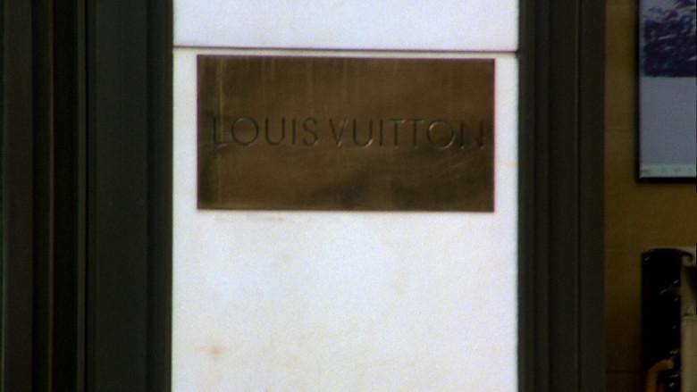 Louis Vuitton in Beverly Hills Cop (1984)