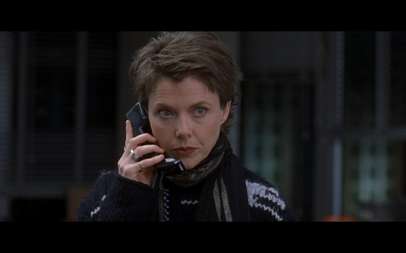 Lucent Telephone Used by Annette Bening in The Siege (1998)