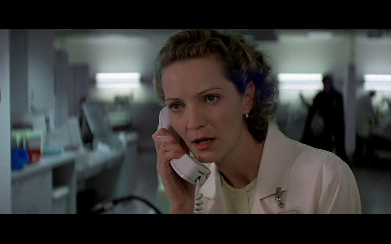 Lucent Telephone Used by Joan Allen as Eve Archer in FaceOff (1997)