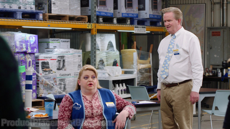 Luvs Diapers and Cuisinart in Superstore S06E09 (2)
