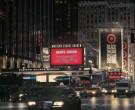 Madison Square Garden and Target Black Beyond Measure Billbo...