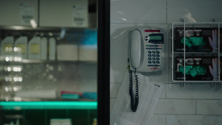 Mediflex Latex Gloves in Harrow S03E03 Tarde Venientibus Ossa (2021)