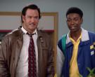 Members Only Men's Brown Leather Jacket of Mark-Paul Gossela...