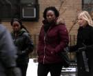 Michael Kors Women's Winter Jacket in Law & Order: SVU S22E0...