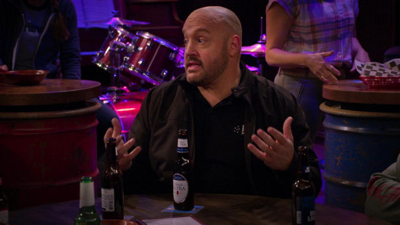 Michelob Ultra Beer of Kevin James in The Crew S01E03 (1)