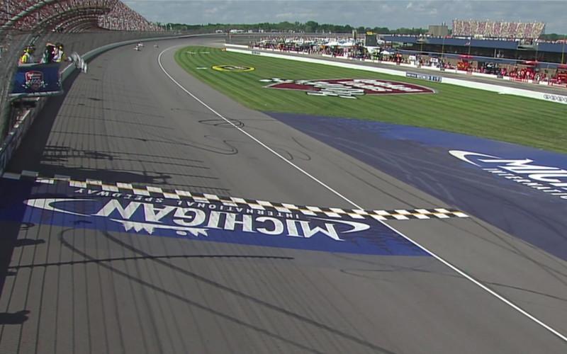 Michigan International Speedway in The Crew S01E01