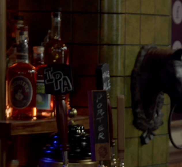 Michter's Whiskey in Call Me Kat S01E09 First Date (2021)