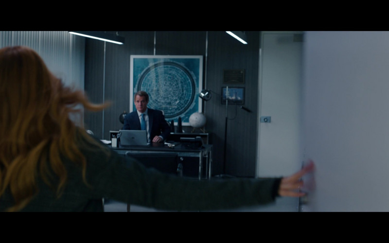 Microsoft Surface Laptop in WandaVision S01E08 Previously On (2021)