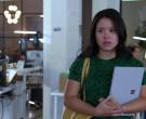 Microsoft Surface Tablet of Cierra Ramirez as Mariana Adams ...