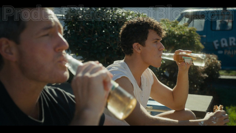 Miller High Life Beer Enjoyed by Sam Vartholomeos as Jimmy in Bridge and Tunnel S01E03 TV Show