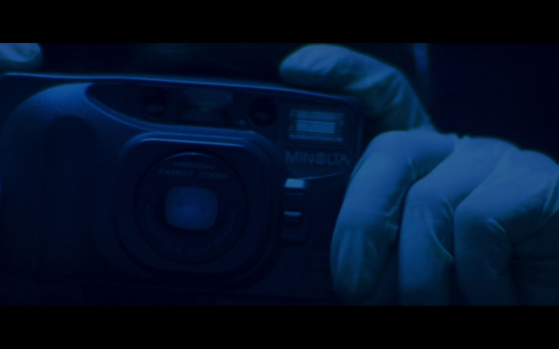 Minolta Camera in Enemy of the State (1998)