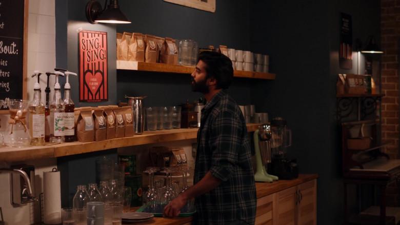 Monin Syrups in Ginny & Georgia S01E09 Feelings Are Hard (2021)