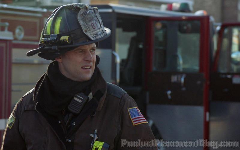 Motorola Radio in Chicago Fire S09E06 (1)