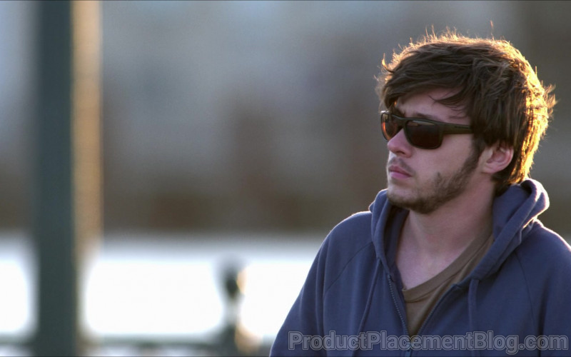 Native Men's Sunglasses of Nick Robinson as Ross Ulbricht in Silk Road Movie (2)