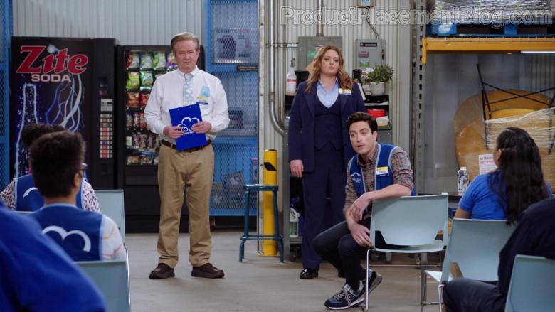 New Balance Men's Sneakers of Ben Feldman as Jonah Simms in Superstore S06E09 (1)