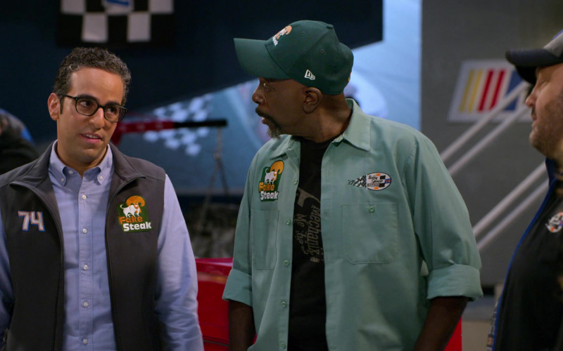 New Era Cap of Gary Anthony Williams as Chuck in The Crew S01E09